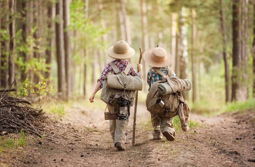 kid adventurers