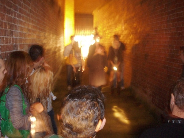 RedBalloon Ghost Tour