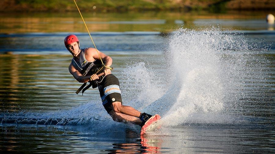 Wakeboarding The Bachelor Australia