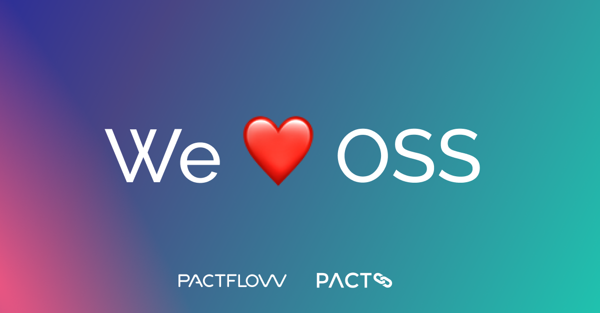 We ❤️ OSS (or why build an open source company?)