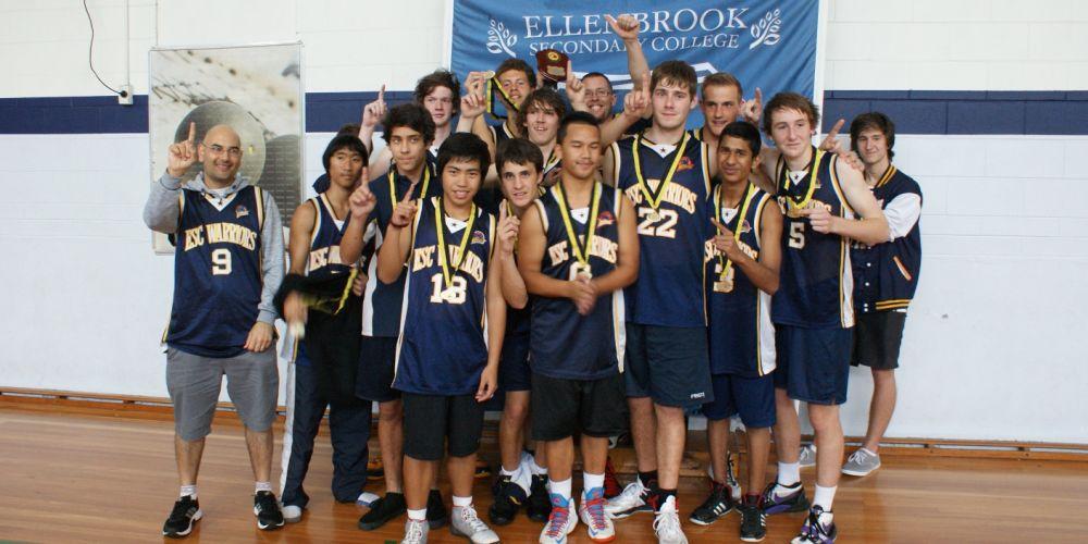The Ellenbrook Warriors won the All Schools State Basketball championship last week, capping off a stellar season.