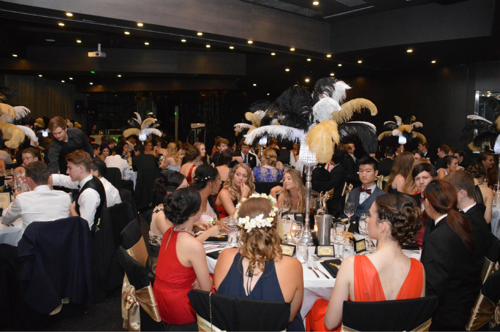 'Great' gatsby ball