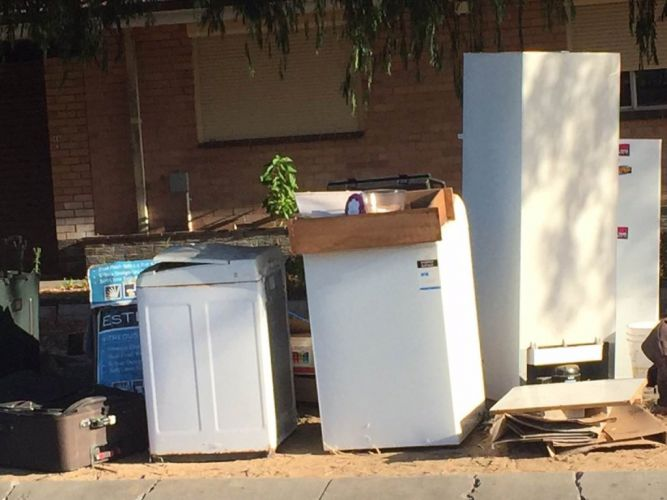 Belmont: Council's new bin collector includes pick-up service for bulky items