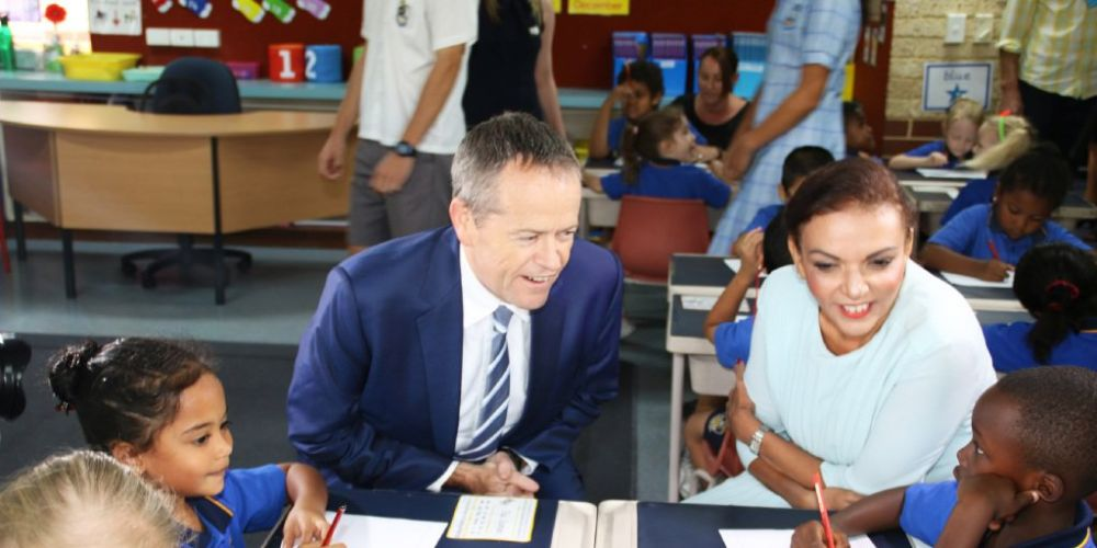 Bill Shorten and Cowan MHR Anne Aly will speak at a town hall meeting at Wanneroo Function Centre tonight.