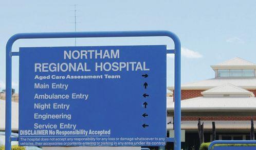 Northam Hospital.