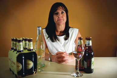 Criminology researcher Natalie Gately is investigating youth alcohol and drug use in Perth.