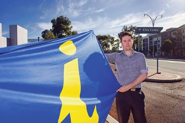 Andrew Toulalan works in tourism and wants to know why the City of Joondalup doesn't have a tourism information booth