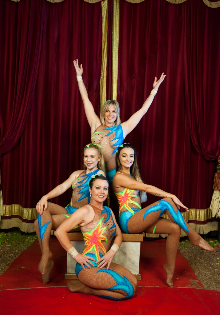 Circus Joseph Ashton will be in Midland for World Circus Day. Picture: Viva Photography