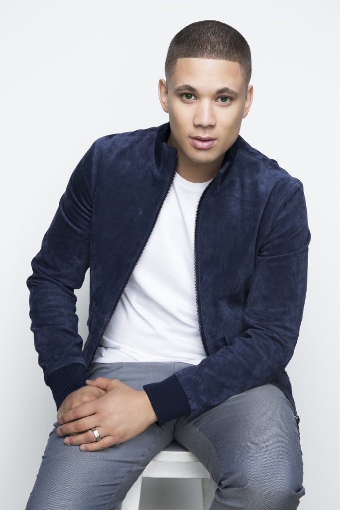 Nathaniel Willemse will perform at Fiesta.