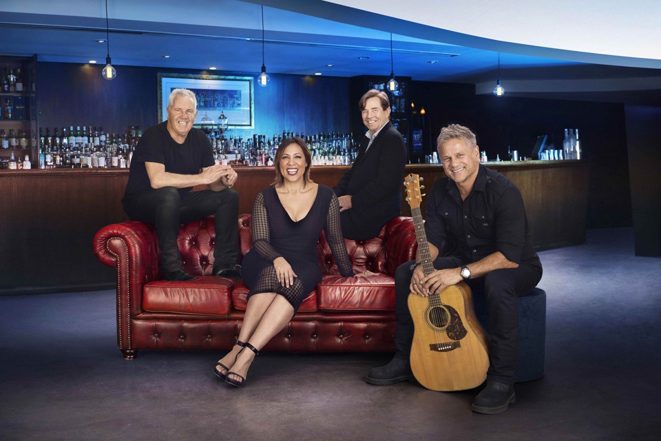 Kate Ceberano will join Daryl Braithwaite, John Paul Young and Jon Stevens on the Good Times Tour.