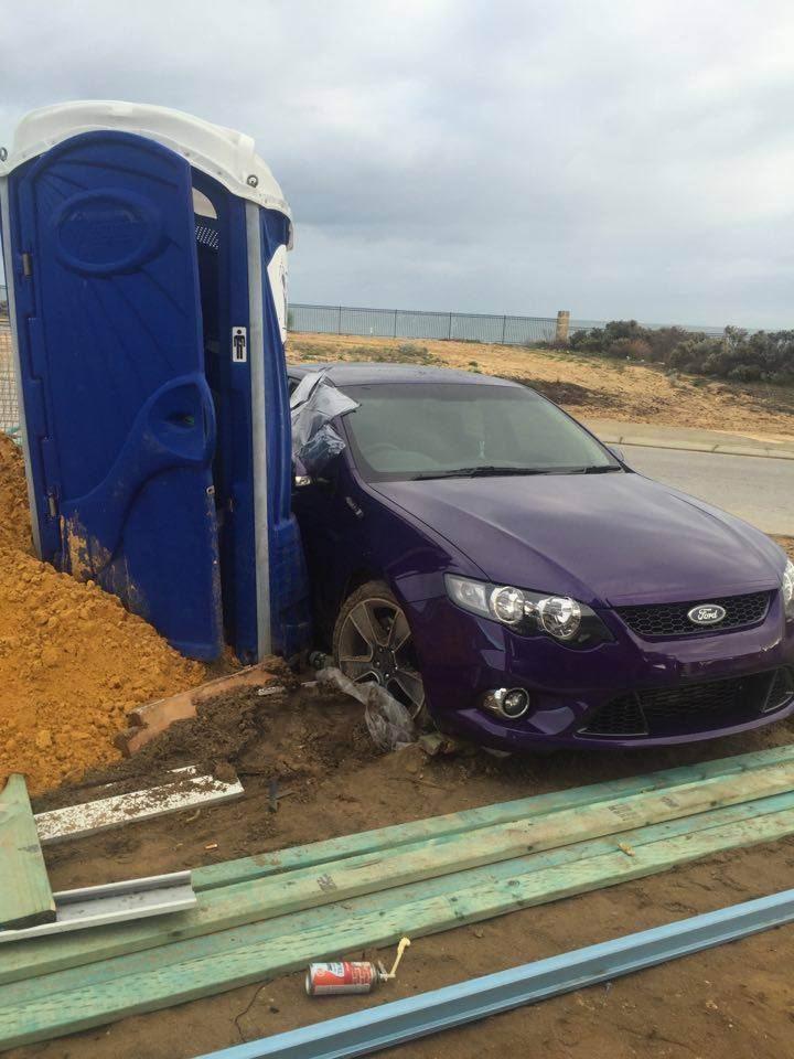 Halls Head car crash reinforces residents concerns