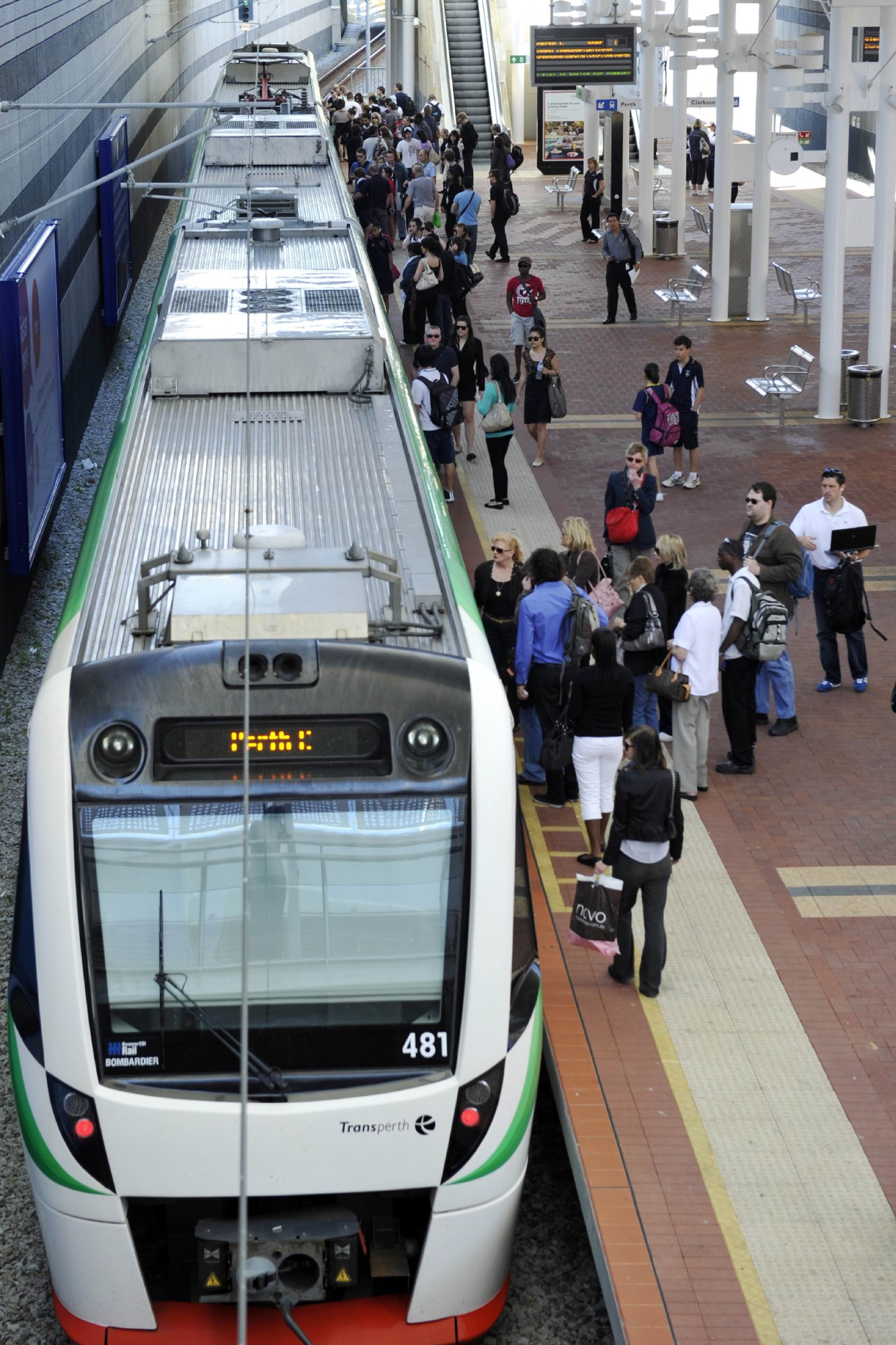 Night train services cancelled between Joondalup and Butler