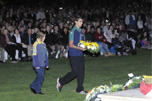 Joondalup remembers on Anzac Day