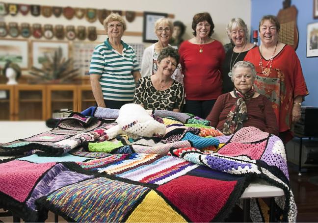Quilts for Mandurah Women's Shelter