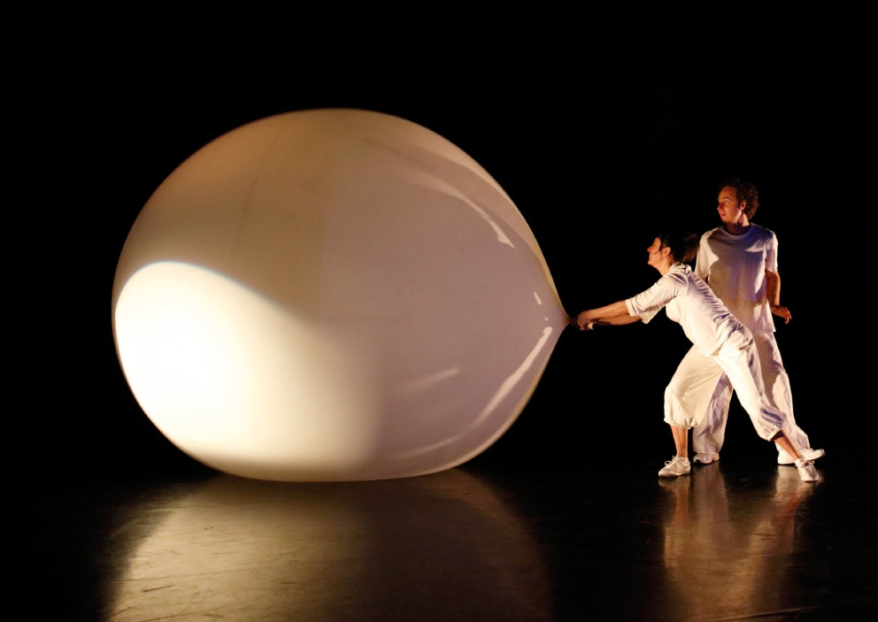 Local students will be involved in the production of The Moon's a Balloon.