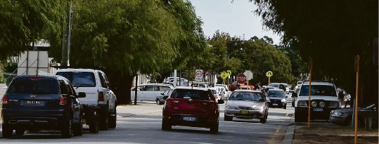 Mandurah: parking issues on Tuckey Street cause angst