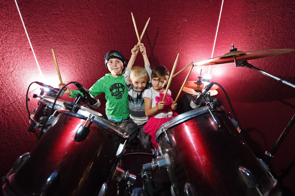 Mandurah siblings display amazing musical talents