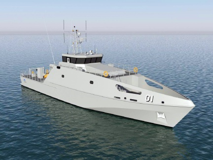 WA has won a ship-building contract worth about $3 billion.