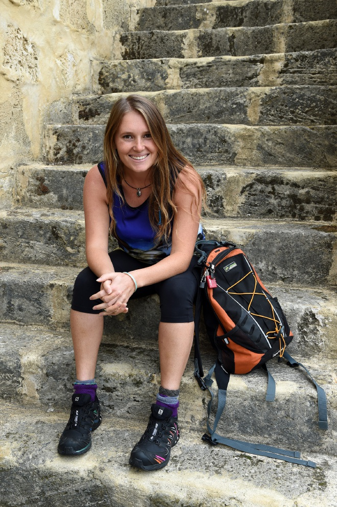 Leukaemia survivor Jami Hill in trek to Machu Picchu to raise funds