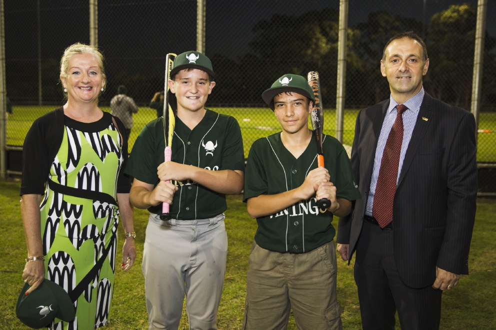 Kingsway Regional Sporting Complex officially opened