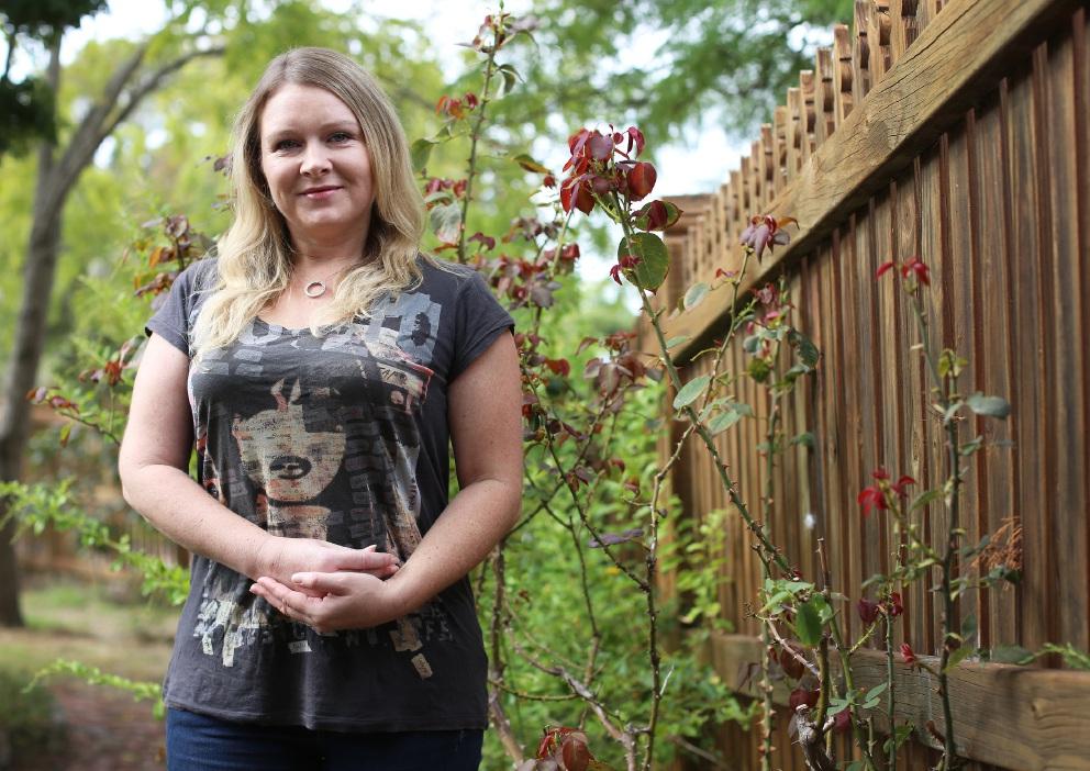 Rebecca Cochran Picture: Matt Jelonek d452415