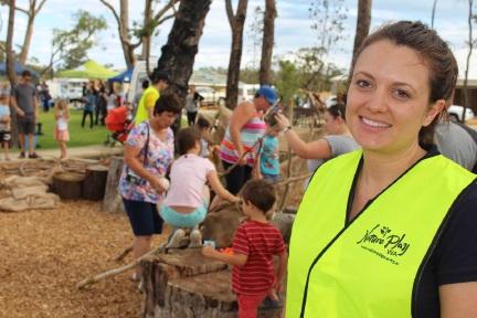 Hundreds celebrate opening of Wellard park
