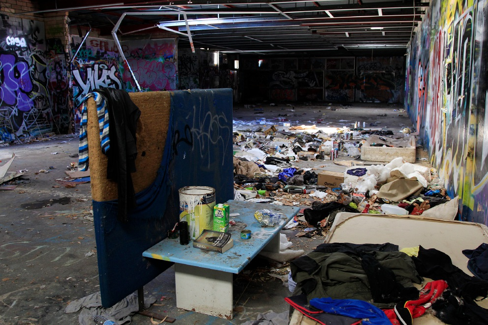 Maylands MLA calls on Stirling to tidy up 'eyesore'