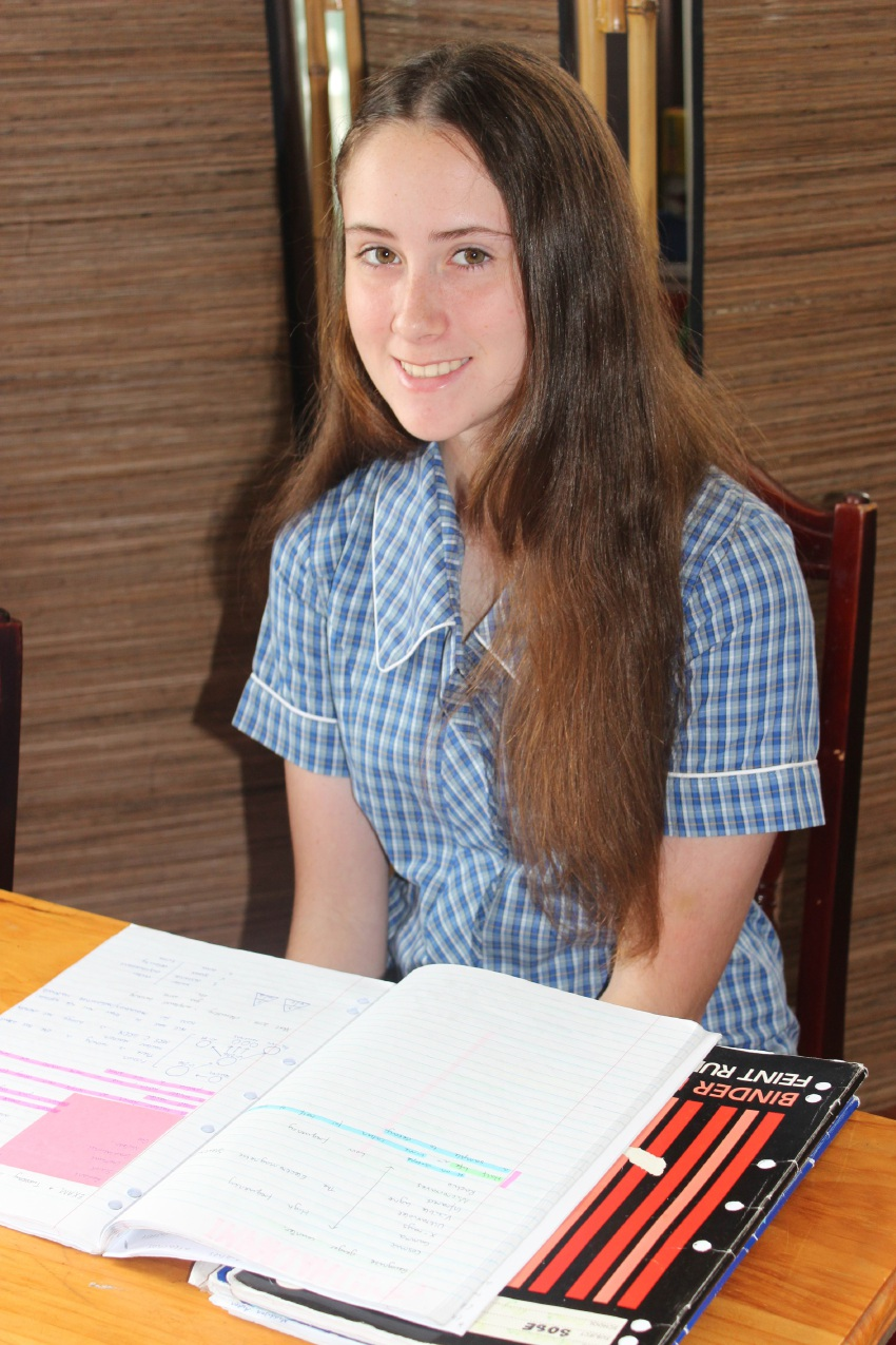 Comet Bay College student Maddison Ayton was accepted into a prestigious leadership program.