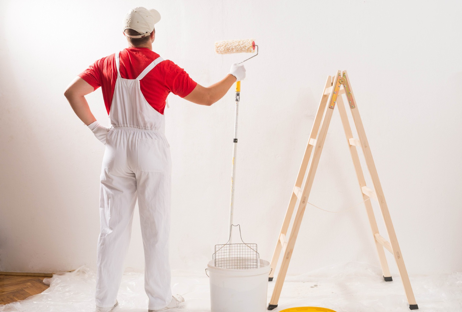 A company has been fined after claiming a painter was a registered tradesperson.