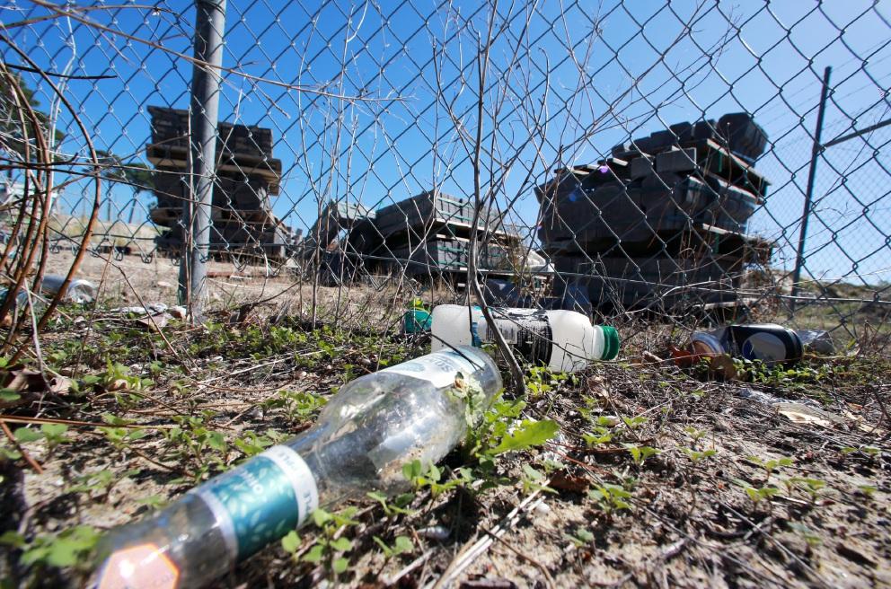 Compounds at Ellenbrook Park 'Third World'