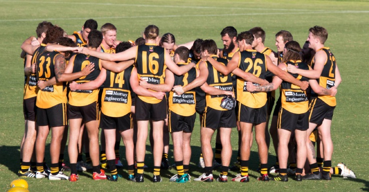 Pinjarra top the ladder after two rounds. Credit: Cofo Foto