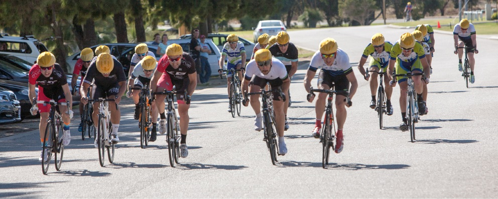 Experienced riders from Peel District Cycling Club were victorious on the weekend.