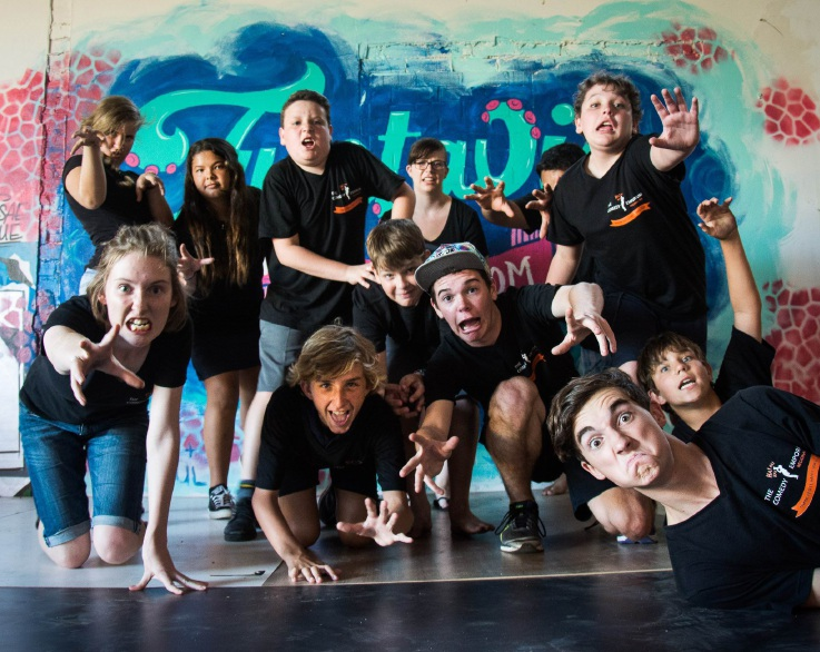Improv comedy teams like Comedy Emporium Mandurah are popping up all around WA.