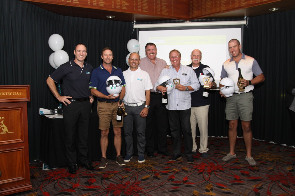 Joondalup Business Association hosts golf day