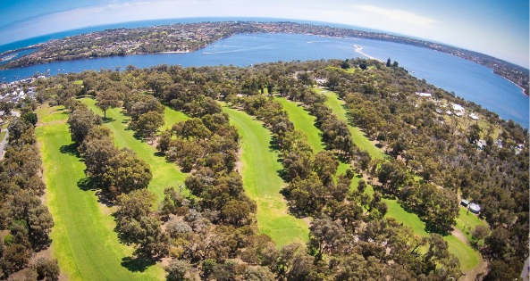 Point Walter Golf Course.
