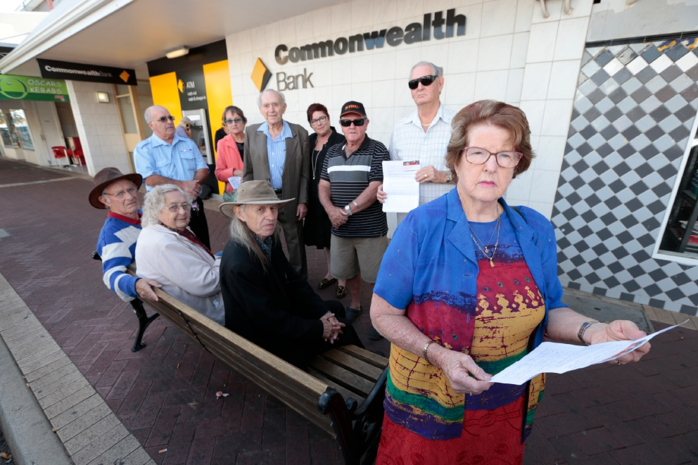 Commonwealth Bank in Maylands closes