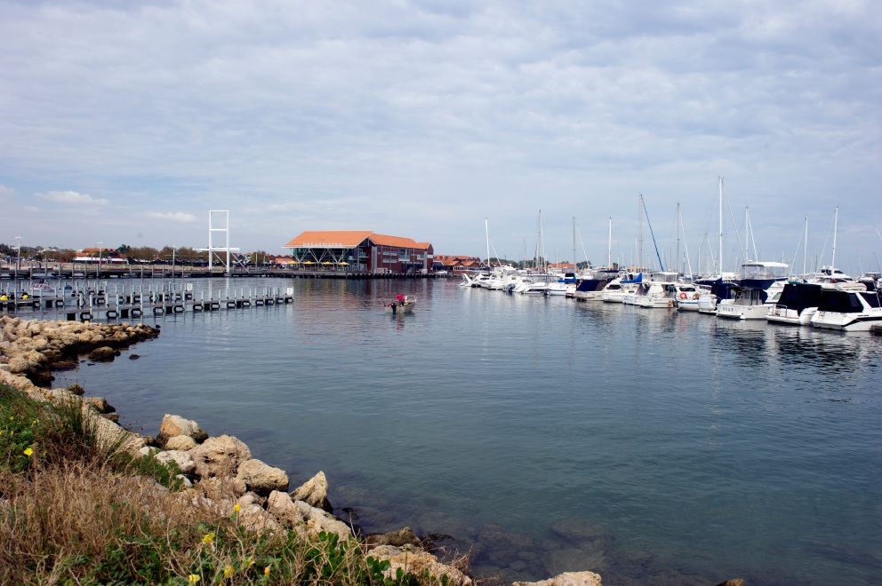 A teenager drowned at Hillarys Boat Harbour on Sunday. Picture: file image