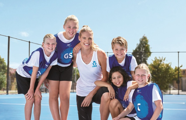 Netball grants available