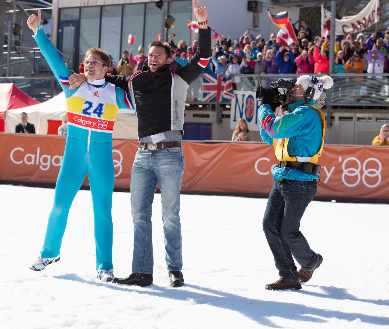 Win tickets to Eddie the Eagle in Joondalup