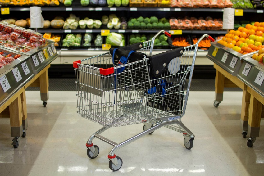 The supermarket trolley Coles hopes will assist parents and carers of children with a disability.