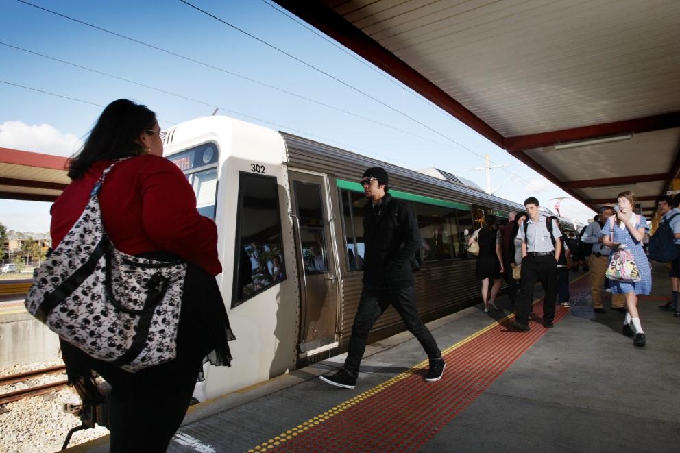 Off-peak seniors travel on Mandurah line exceeds 5 million