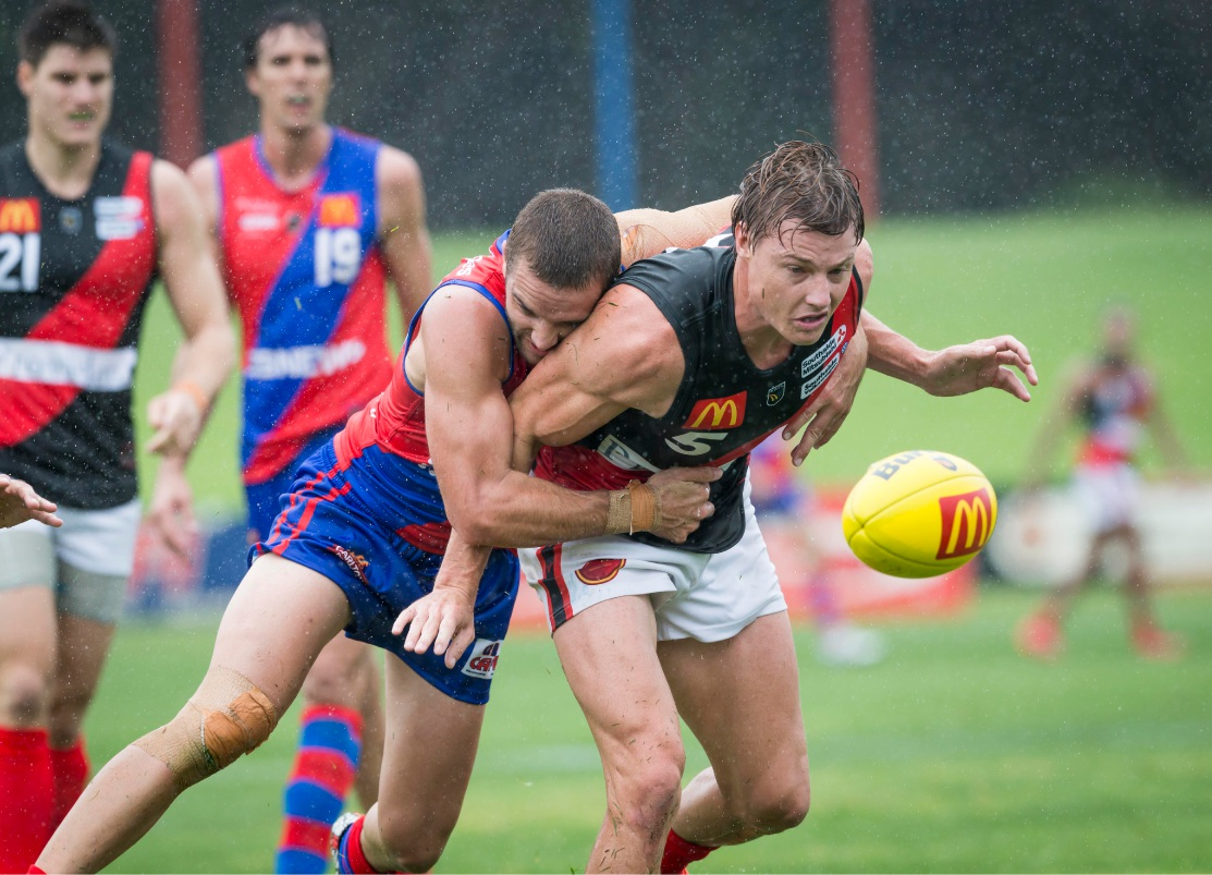 WAFL competition heads to the country fro round 7. Picture: Dan White