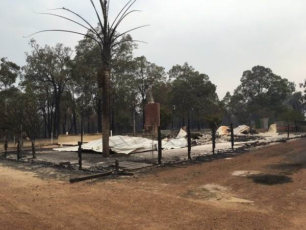 City of Wanneroo community donated more than $40,000 to victims of Waroona and Yarloop bushfires