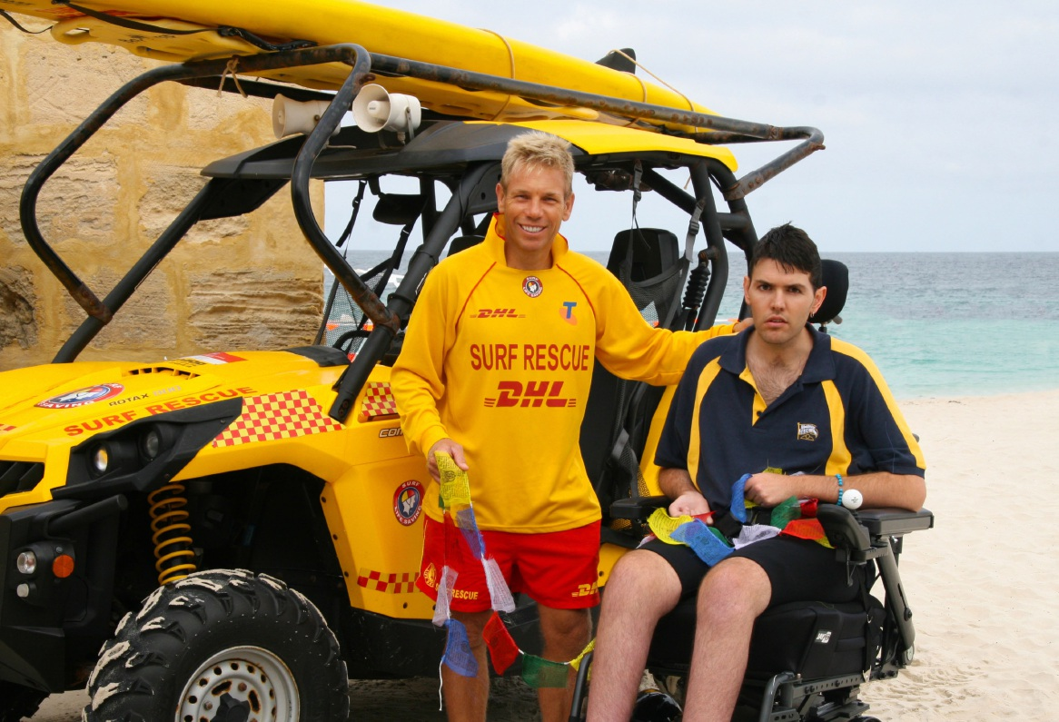 Jason Snell is tackling Mount Everest to raise money for friend Mitch Cleary.