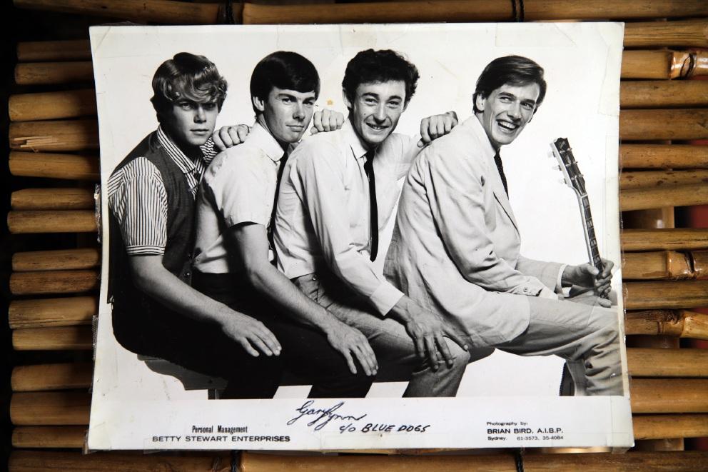 Veteran singer Gary Lynn gets Frank about his music career