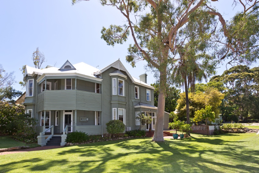 Maintaining the look of the suburb is key for the Peppermint Grove council.