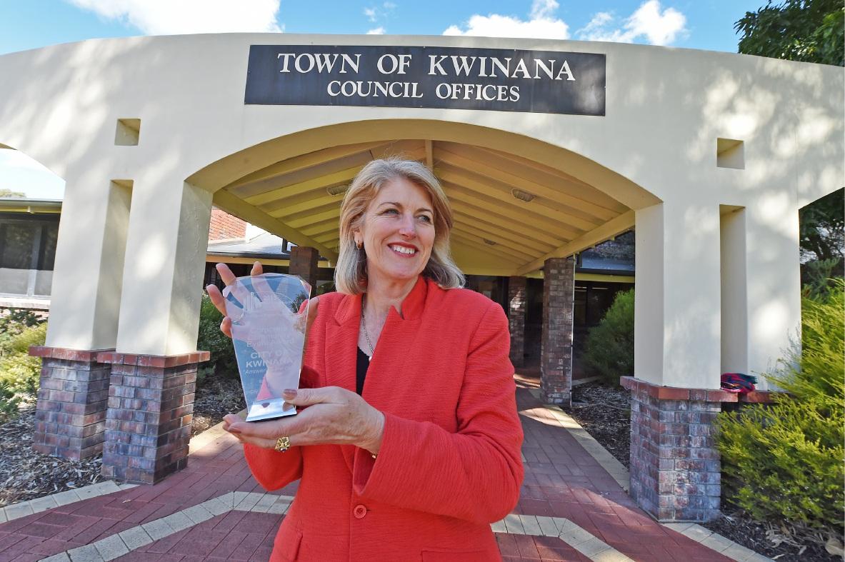 Kwinana mayor Carol Adams says City Assist brings service to a whole new level.