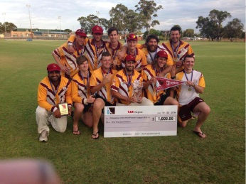 Shoalwater Bay claimed the inaugural Peel Premier League.