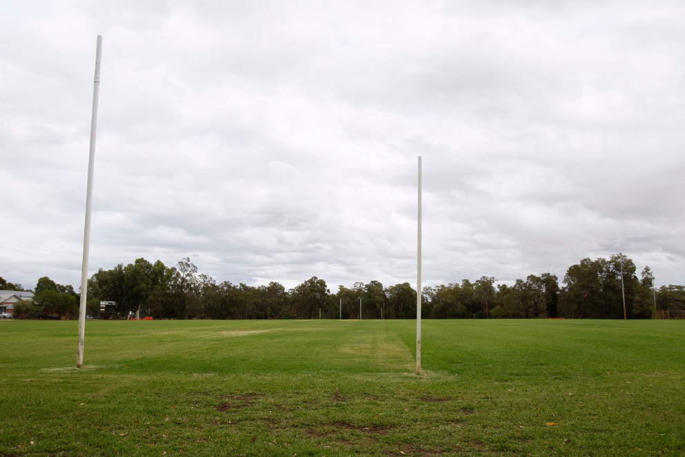 Lights will be installed at the football oval. The netball courts will be |resurfaced.