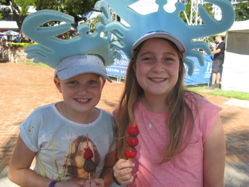Crab Fest nets big crowd